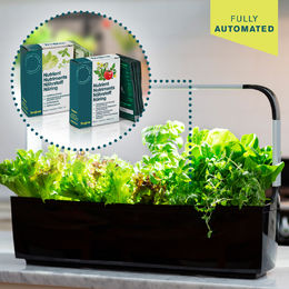 Nutrient for herbs and lettuce