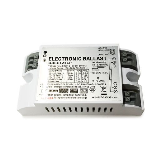 Electronic Ballast for Herbie